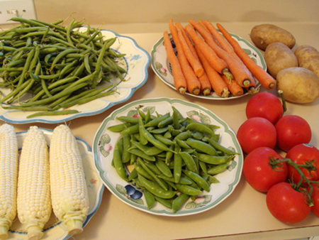 picture-of-vegetables-on-a-plate